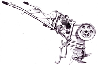 Equipment using the 50cc. Two-Stroke Engine
